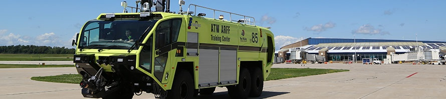 Aircraft Rescue & Fire Fighting (ARFF) Certification Training