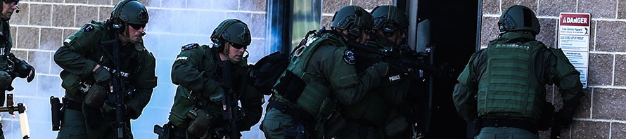 Law Enforcement Tactical Training