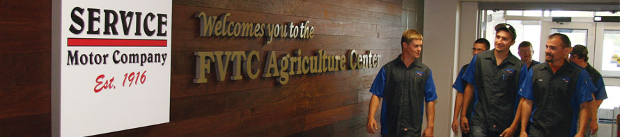 Newly Expanded & Renovated Service Motor Company Agriculture Center