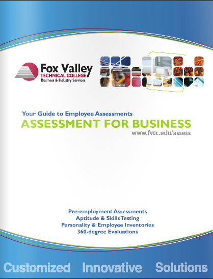 Assessment Cover
