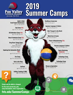FVTC Summer Camps